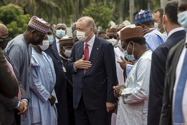 ماجراجویی در قاره سیاه/ «اردوغان» از آفریقا چه می خواهد؟
