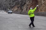 آزادراه تهران - شمال همچنان مسدود است