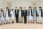 Taliban heyeti Doha'da Çin Dışişleri Bakanı ile görüştü