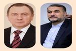 Iran, Belarus FMs discuss Iranian nationals at border