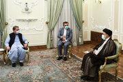 پاکستانی وزیر خارجہ کی ایرانی صدر سید ابراہیم رئیسی سے ملاقات