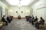 يجب بذل الجهود في مسار ارساء السلام والامن وتبلور حكومة شاملة في افغانستان