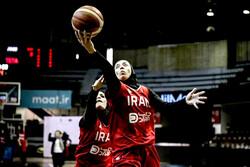 تیم ملی بسکتبال بانوان ایران