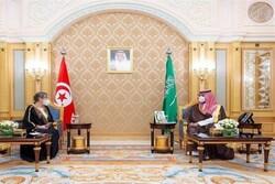 رایزنی «محمد بن سلمان» با نخست وزیر جدید تونس