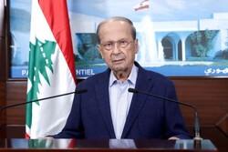 Lübnan Cumhurbaşkanı: İç savaşa dönüş yok
