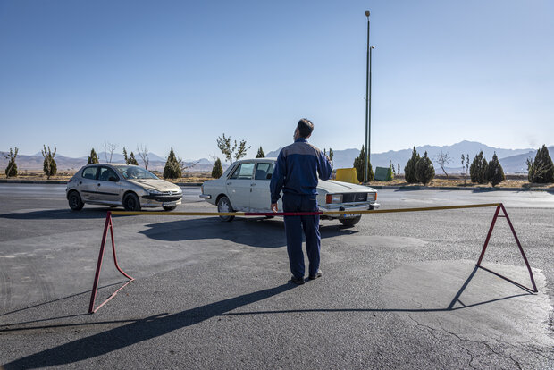 وضعیت پمپ های بنزین شهر کرد و تبریز بعد از اختلال در توزیع سوخت