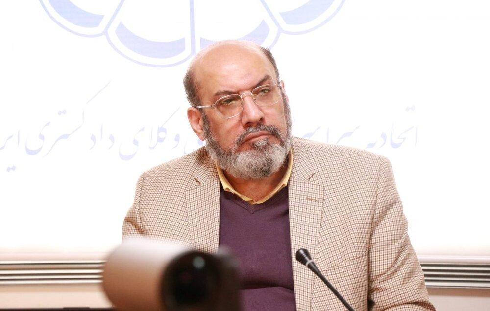 اخبار پایین بودن تعداد وکلا در ایران جنگ روانی است/ آمار غلط است