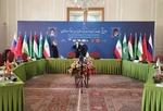 تہران میں افغانستان کے ہمسایہ ممالک کے وزراء خارجہ کے اجلاس کا آغاز