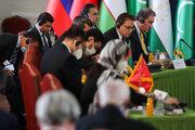 الاجتماع الثاني لوزراء خارجية الدول المجاورة لأفغانستان/ بالصور