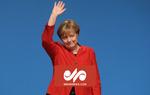 آخرین عکس یادگاری مرکل در جایگاه صدراعظم آلمان