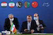 ایرانی وزیر خارجہ کی طالبان کو 6 سفارشات/ افغانستان کے بحران کو اتفاق سے حل کرنے پر تاکید