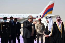 Ermenistan Cumhurbaşkanı'ndan Suudi Arabistan'a sürpriz ziyaret