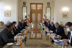 تأکید امیرعبداللهیان بر تقویت همکاریهای ایران و ازبکستان