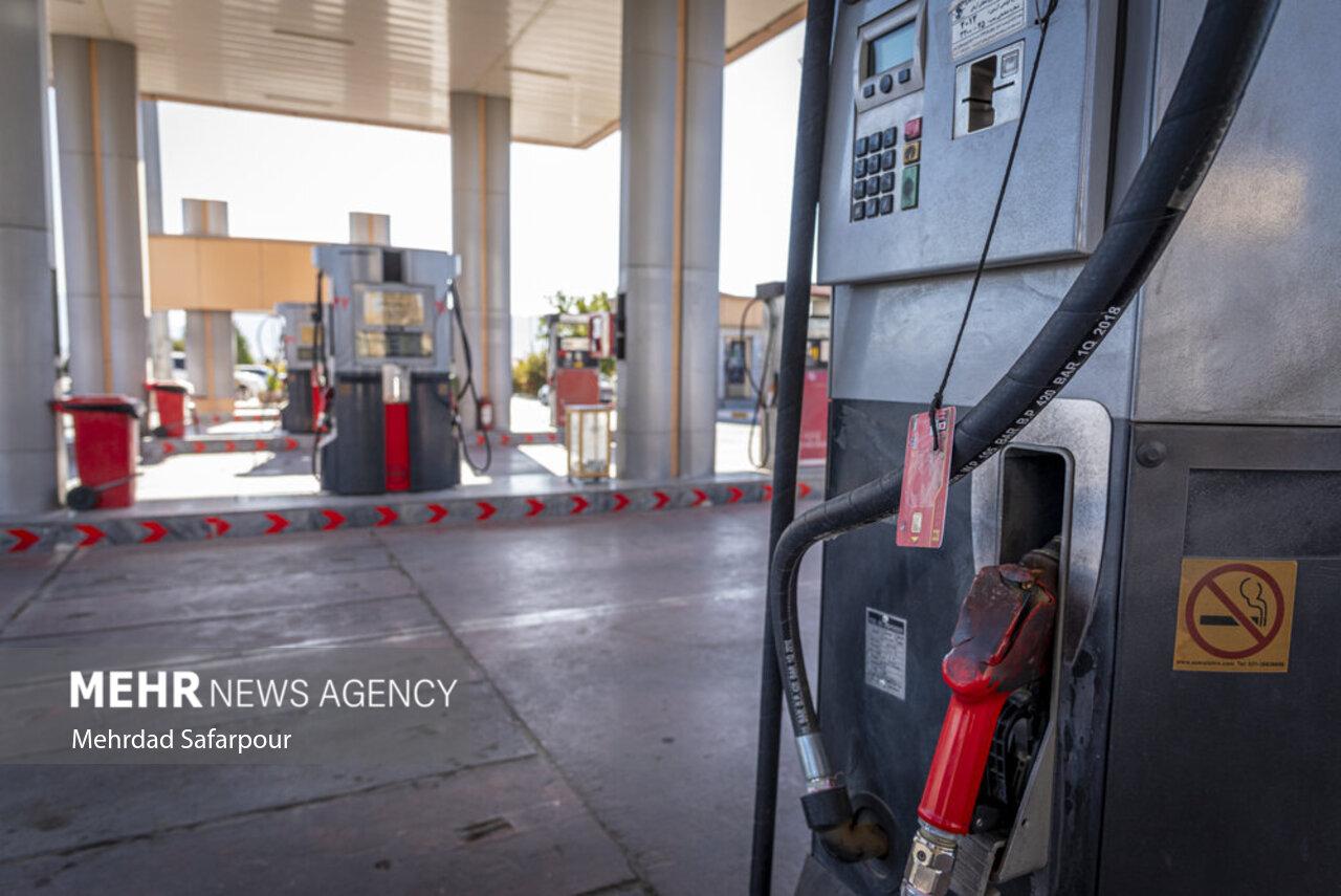 امکان سوخت گیری با کارت هوشمند در ۱۶ پمپ بنزین کرمانشاه