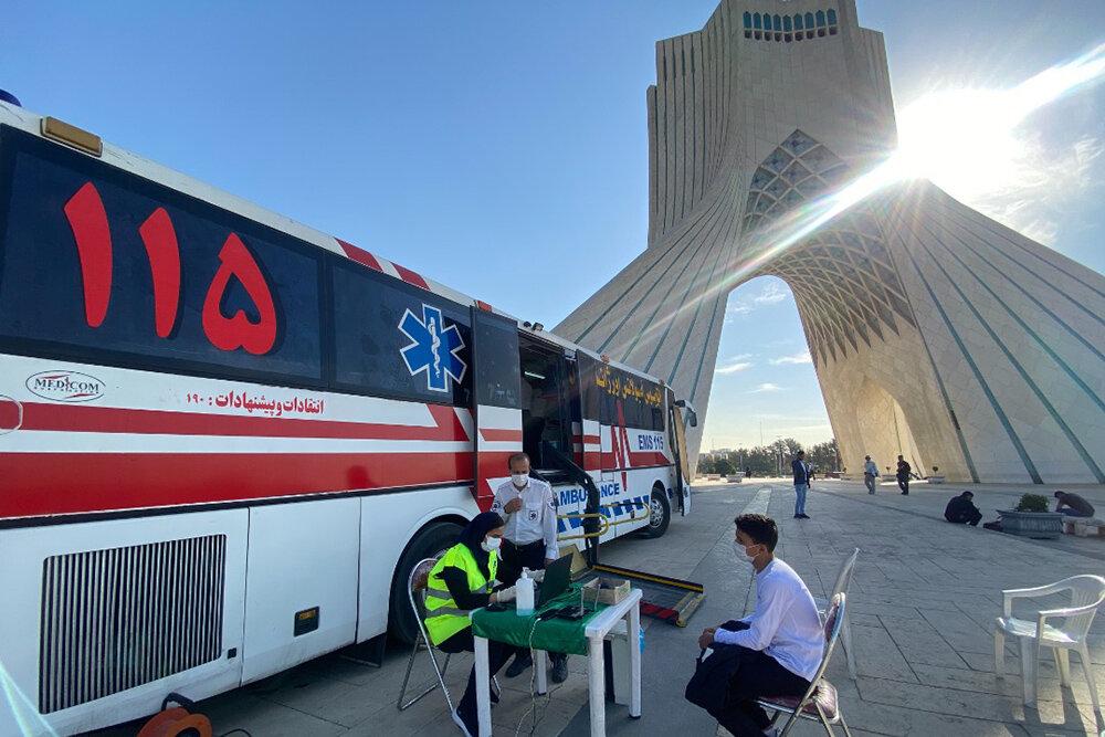 بازدید رایگان از برج آزادی تهران