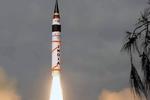 بھارت کا 5 ہزار کلومیٹر تک ایٹمی ہتھیار سے مار کرنے والے اگنی 5 میزائل کا کامیاب تجربہ