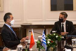 Çin ve Yunan dışişleri bakanları Doğu Akdeniz'i görüştü