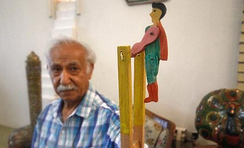 پدربزرگ اسباب بازی های ایران را بشناسید