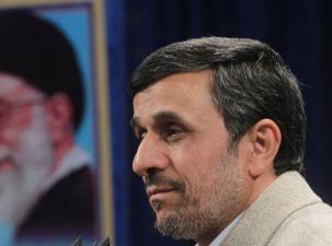 احمدینژاد فردا به شازند میرود