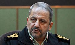 «سردار احمدی مقدم» مشاور عالی رئیس ستادکل نیروهای مسلح شد