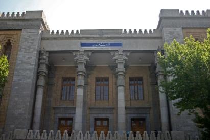 سفیر جمهوری آذربایجان به وزارت امور خارجه احضار شد