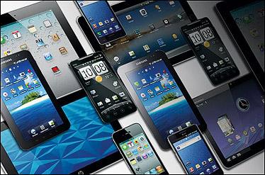 قیمت تلفن همراه و تبلت