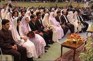 ثبت نام  630 زوج از دانشجویان پیام نور استان اصفهان برای شرکت در جشن ازدواج دانشجویی
