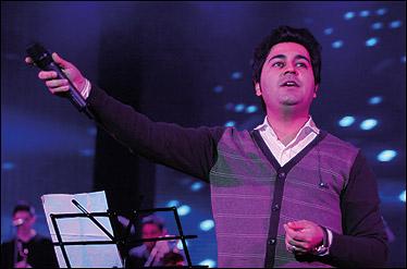 کنسرت بهنام صفوی در شیراز برگزار می شود