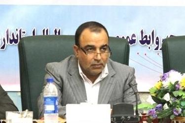 محمدحسن پرآور معاون سیاسی امنیتی استاندار بوشهر