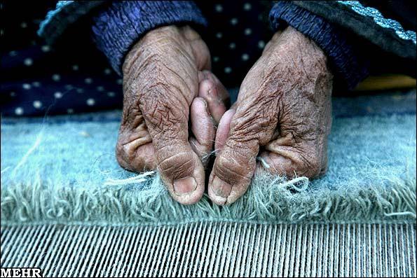 دست بافته های کهگیلویه و بویراحمد
