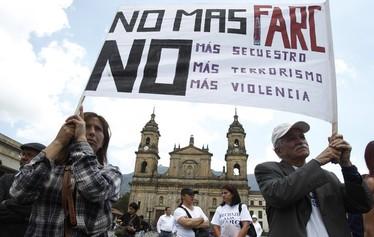 """Kolombiya'da """"FARC"""" ilk kez seçime katılıyor"""
