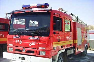 آموزش بسیج قم برای حفظ ایمنی چهارشنبه آخر سال/ آماده باش 230 نفر پرسنل آتش نشانی