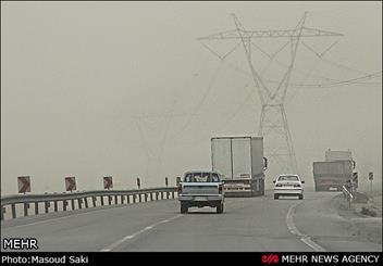 پیشبینی توفان محلی در نیمه شرقی اصفهان