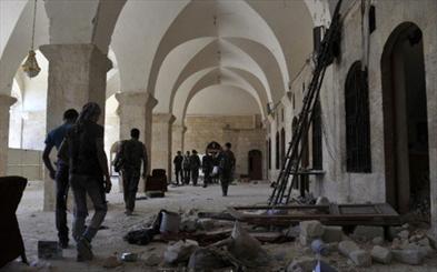 چپاول آثار باستانی سوریه / قاچاق اشیای تاریخی به خارج