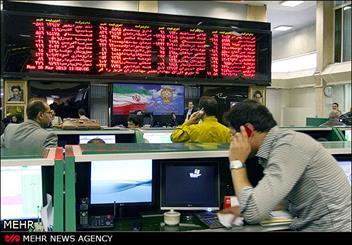 بورس تهران در آخرین روز کاری