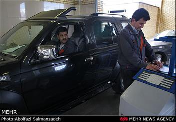 مراکز معاینه فنی خودرو لرستان افزایش می یابد