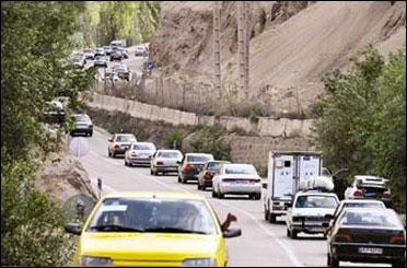 جو پایدار و ترافیک روان در جادههای کشور