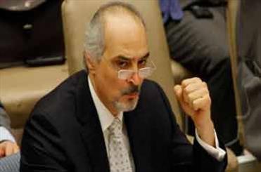 الجعفري: سوريا لن تعقد صفقات سياسية على حساب سيادتها