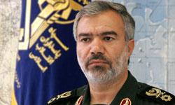 الأميرال فدوي : ايران تنفرد في العالم باستخدام الزوارق السريعة الحربية