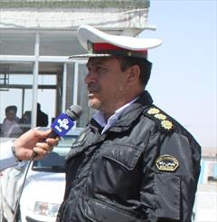 علت57 درصد تصادفات در محورهای استان کرمان واژگونی است