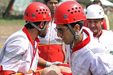 کاروان درمان اضطراری اردبیل به آذربایجان غربی اعزام شد
