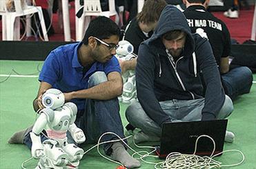 روباتهای ۱۵ کشور در روبوکاپ آزاد ایران/ افزایش شرکت دانش آموزان