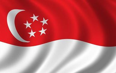 پرچم سنگاپور
