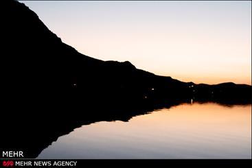 بررسی وضعیت رسوبی دریاچه مهارلو طی 50سال/ رسوبات اثری از دریاچه نمی گذارند