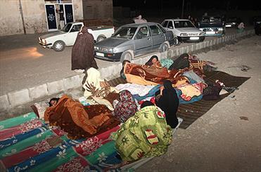 آمار تلفات زلزله در سراوان به یک کشته و 5 زخمی رسید