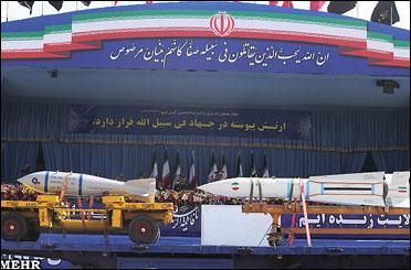 نمایش آخرین دستاوردهای دفاعی کشور در مراسم روز ارتش/ از جنگندههای تیزپرواز تا موشکهای بالستیک