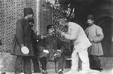 نگاهی به اولین سفر ناصرالدین شاه به اروپا
