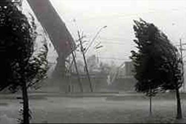 وزش باد شدید در 9 استان طی امشب و فردا/ احتمال طوفان گرد و خاک درتهران