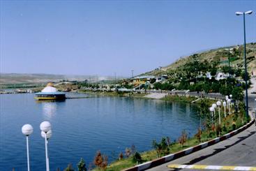 آب دریاچه شورابیل در اردبیل اورانیوم ندارد