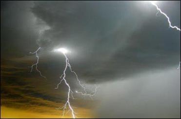 رگبار باران در ارتفاعات البرز/ تشدید بارش در استانهای شمالی